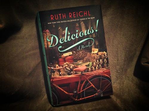 Ruth Reichl's DELICIOUS