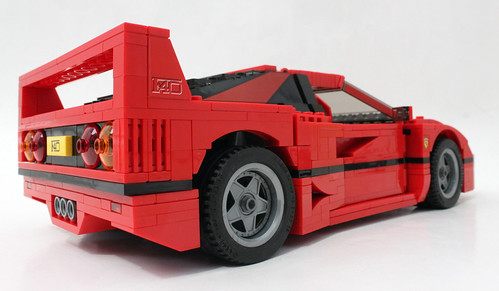 lego creator ferrari f40 10248 review. Black Bedroom Furniture Sets. Home Design Ideas
