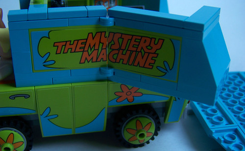 LEGO Scooby Doo Mystery Machine 75902 review
