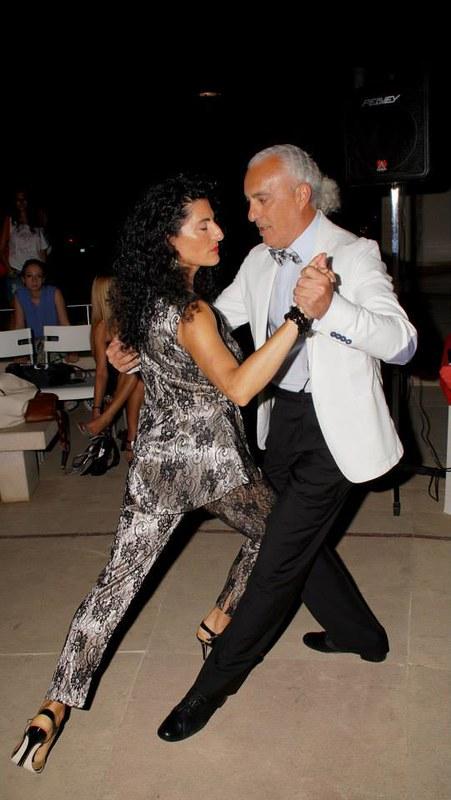 tango milonga piazza xx settembre