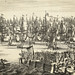 "1688-10 Vloot van ""Willem III"" klaar voor invasie van Engeland - Hellevoetsluis/NL"