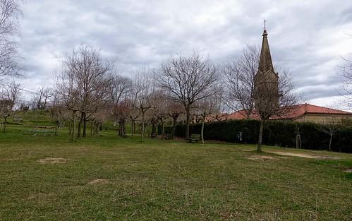 Ermita de Guadalupe en Hondarribia
