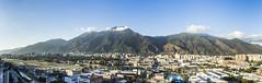 Caracas y su Ávila