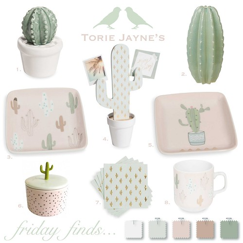 Friday Finds...Cactus