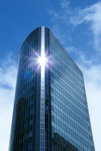 Sunny Architecture