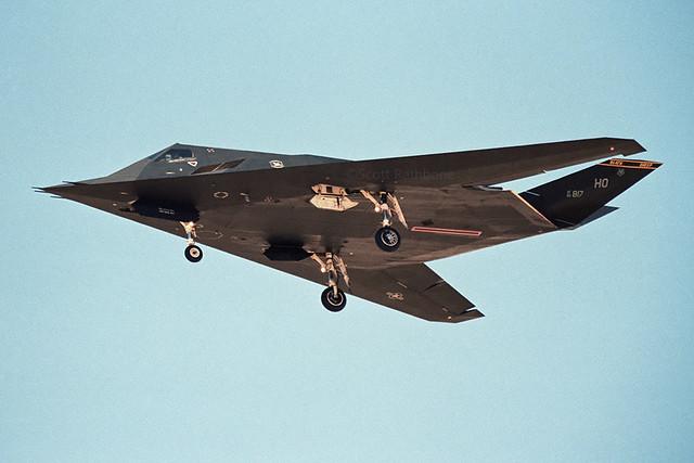F-117A 85-0817/HO