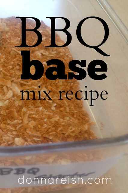 BBQ Base Mix
