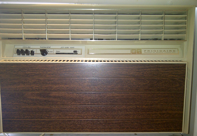 1971 Frigidaire air conditioner