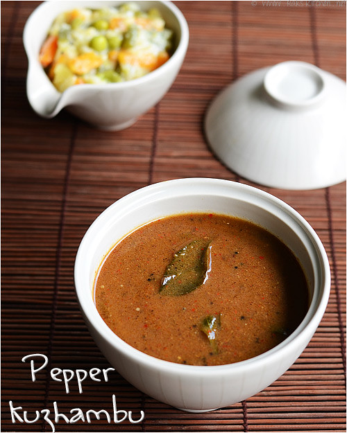 pepper-kuzhambu-recipe