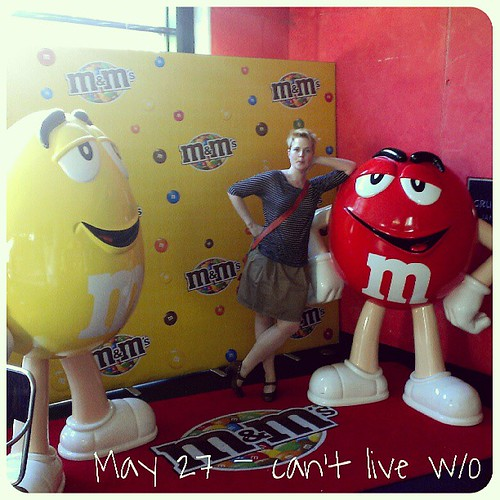 May 27: can't live without .. #fun .. #fmsphotoaday