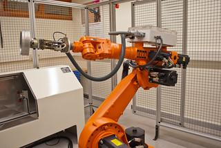Laboratorio de Robótica y Sistemas de Producción Integrados / Robotika eta produkzio sistema integratuen laborategia