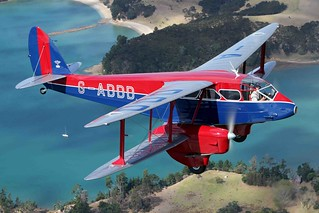 Dragon Rapide in NZ