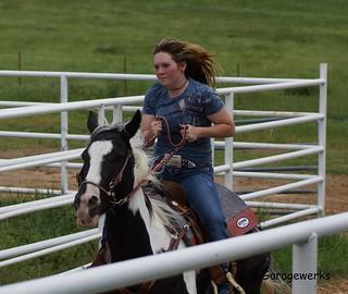Kellyville Barrel Race May 26th