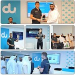 Great to talk at the Du Multaqa session today. Bright future for these guys. #du #talk #motivation #uae #dubai #emirati #telecom #communication #addlifetolife