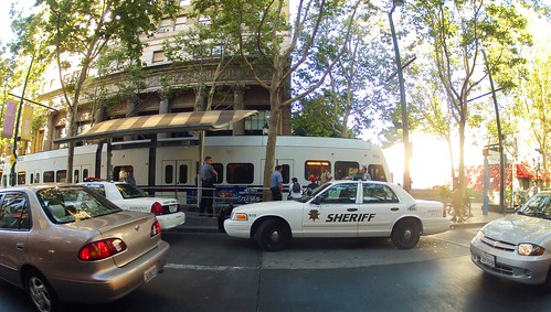 More police in downtown San Jose