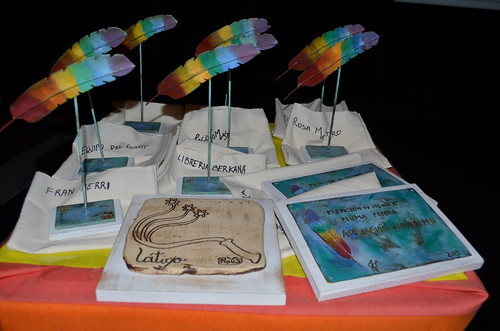 Trofeos Látigo, Plumas y Menciones de honor
