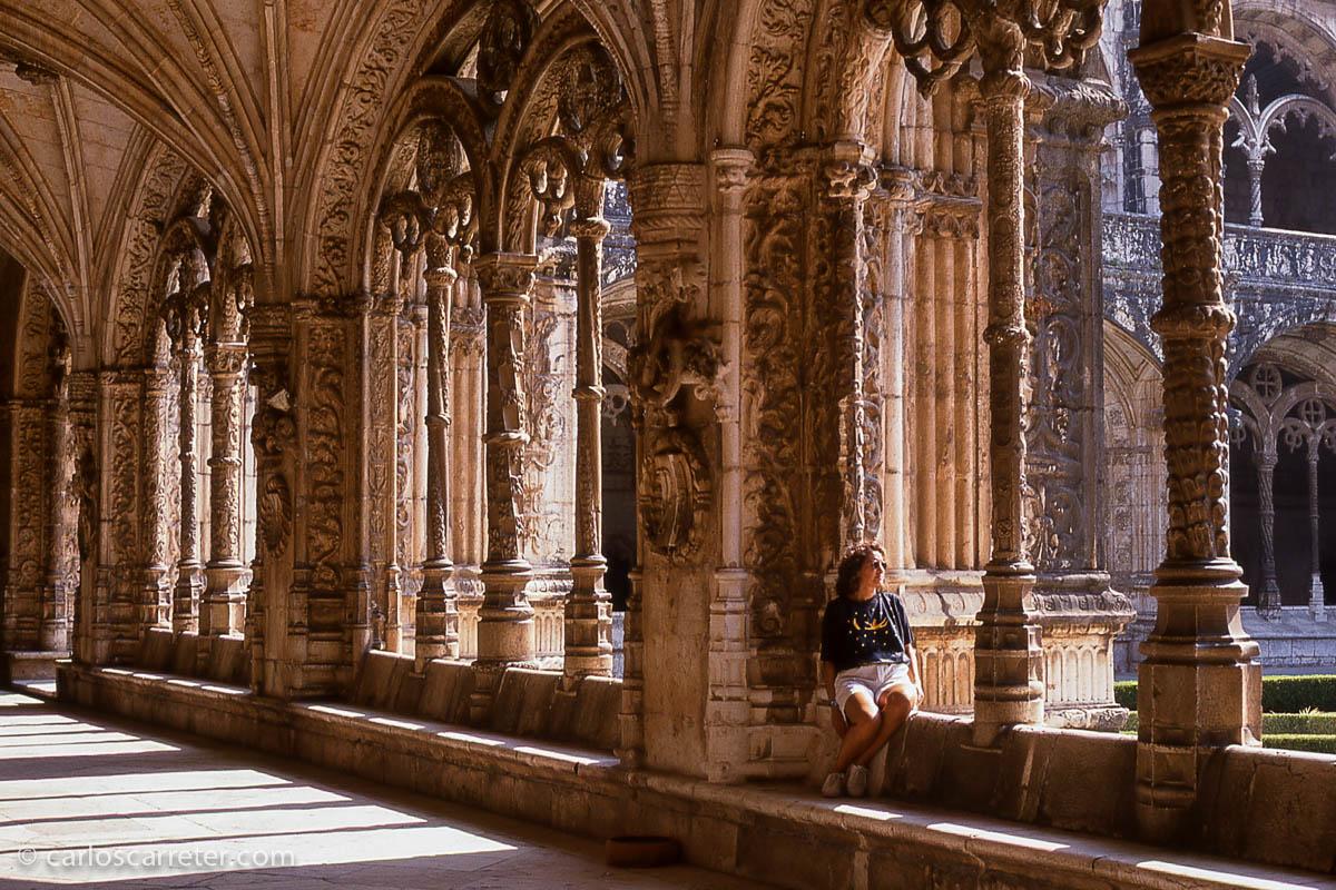 Monasterios de los Jerónimos - Lisboa