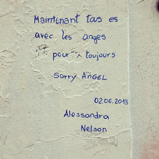 Sorry Angel #gainsbourg #sergegainsbourg