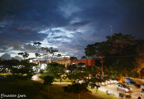 park parque sunset clouds mexico atardecer nubes chiapas morelos tuxtla gutiérrez bicentenario