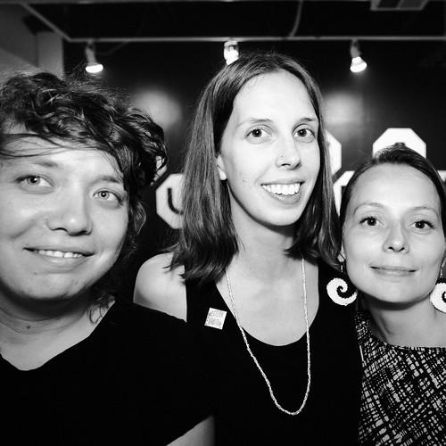 Abigail Satinsky, Lauren Basing & Shannon Stratton @ threewalls
