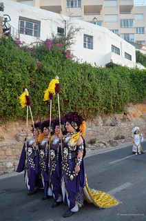 / Moors & Christians /  Mojácar 2013/Maures et chrétiens/ Moros y Cristianos,Andalucia