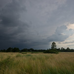 Thunderstorm approaches