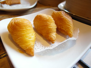 Shredded Turnip Pastries