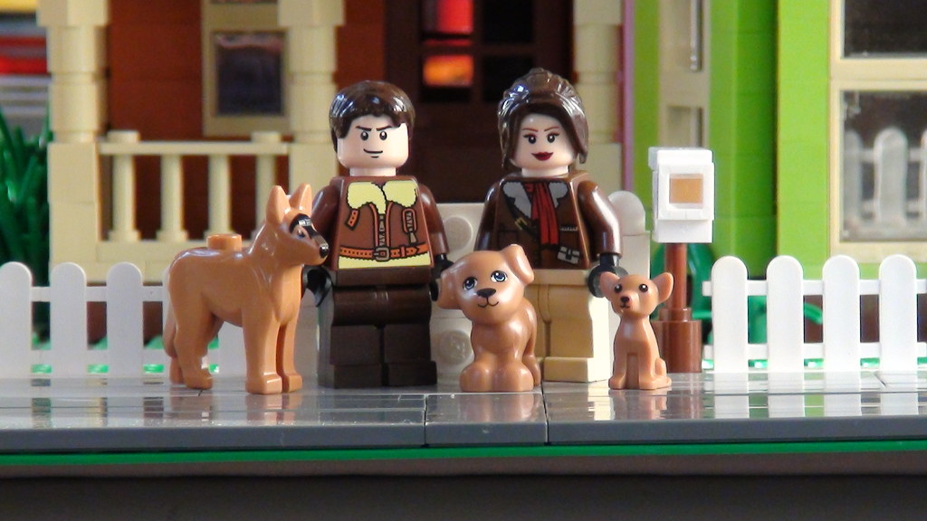 LEGO House - New Family Sig Figs