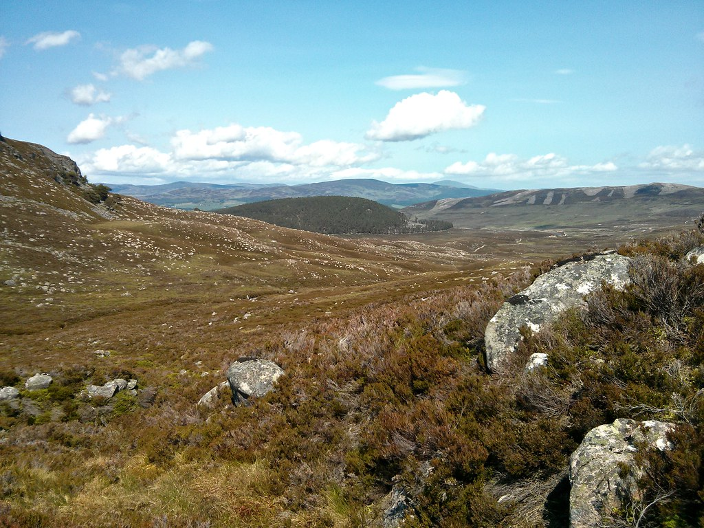 Towards Glen Gelder