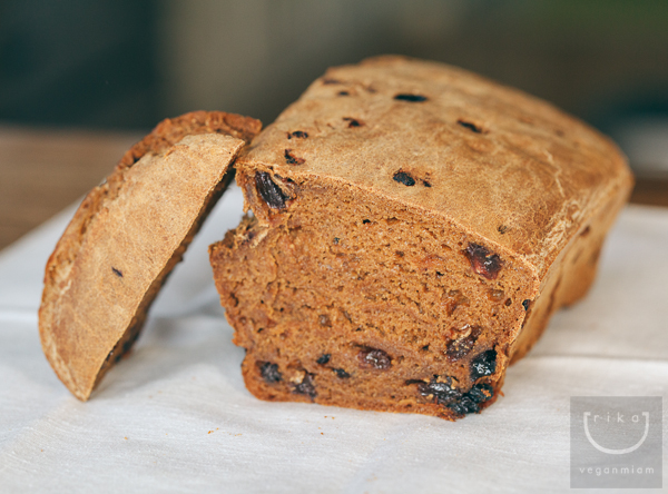 Bob's Red Mill Gluten-Free & Vegan Cinnamon Raisin Bread Mix