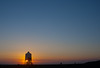 Sunset on Burnham Beach