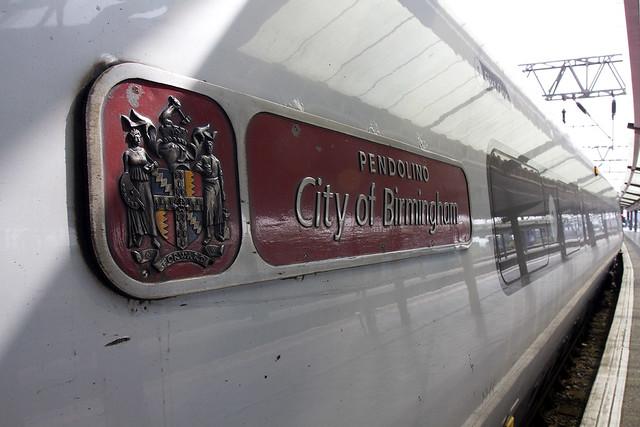 Virgin Class 390 Pendolino