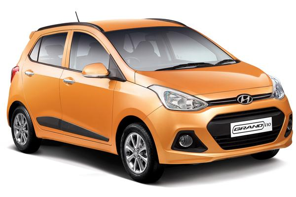 Hyundai Grand i10 Front Right