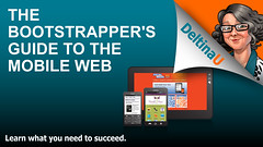 Bootstrappers Guide to the Mobile Web Course