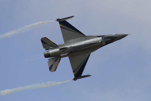 Belgium F-16AM