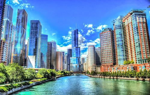 Chicago river 1