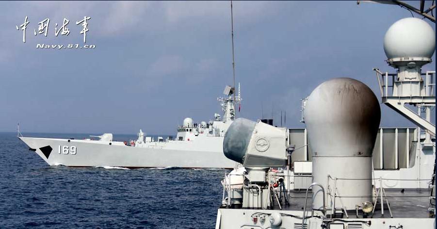 9546433590_fd5f51b76b_b - People's Liberation Army Navy: China's South Sea Fleet - Talk of the Town