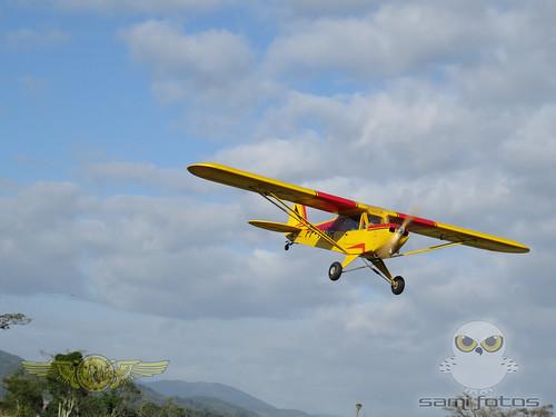 Repaginação de um Piper J-3 para um Neiva P56 C Paulistinha  9546797076_37e2354df5