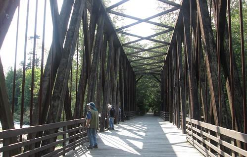 Railroad Bridge Park Trail