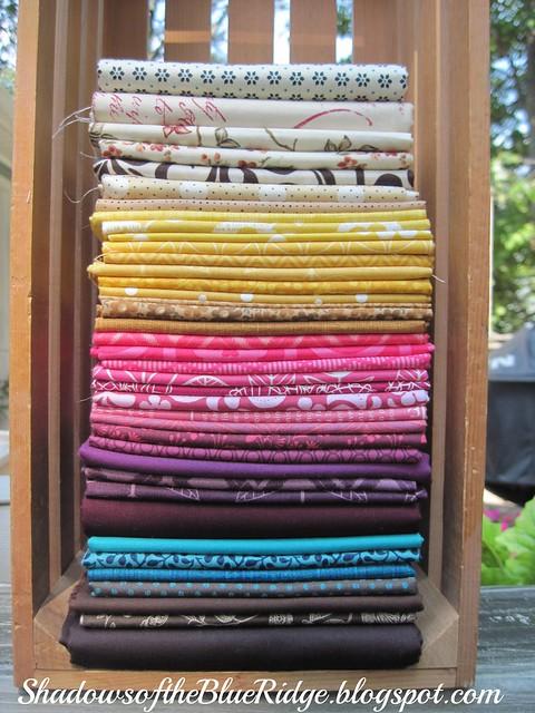 Fabric Pull!