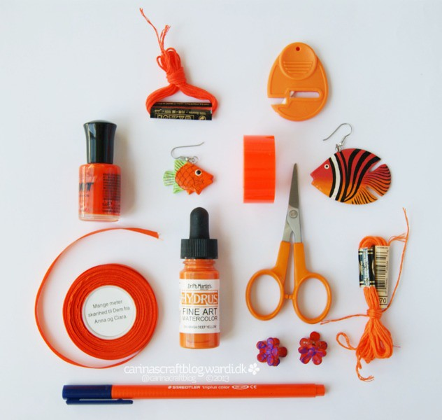 Random things that are orange
