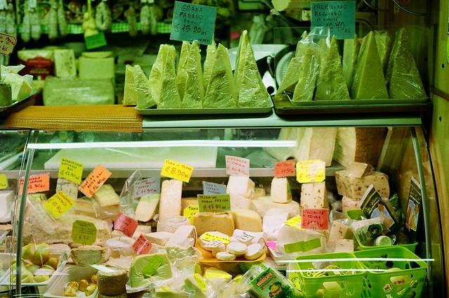 Ventimiglia market