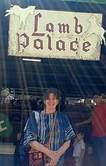 Lamb Palace Cal wool show