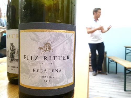Fitz Ritter Rebarena Riesling