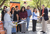 Ribbon cutting at Northern New Mexico College