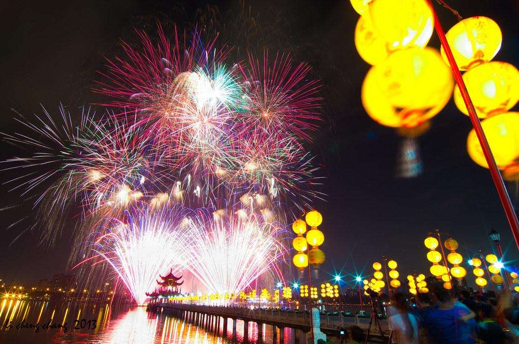 2013 左營萬年祭煙火