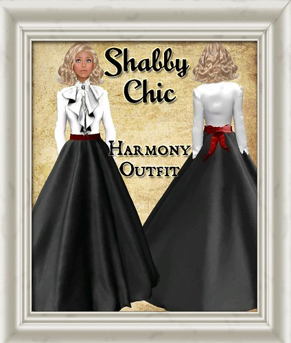 Shabby Chic Harmony OUtfit by Shabby Chics