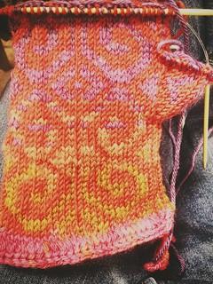 Fiddlehead Mittens #2