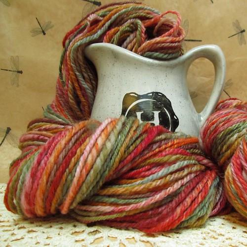 100% Falkland Wool