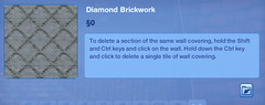 Diamond Brickwork